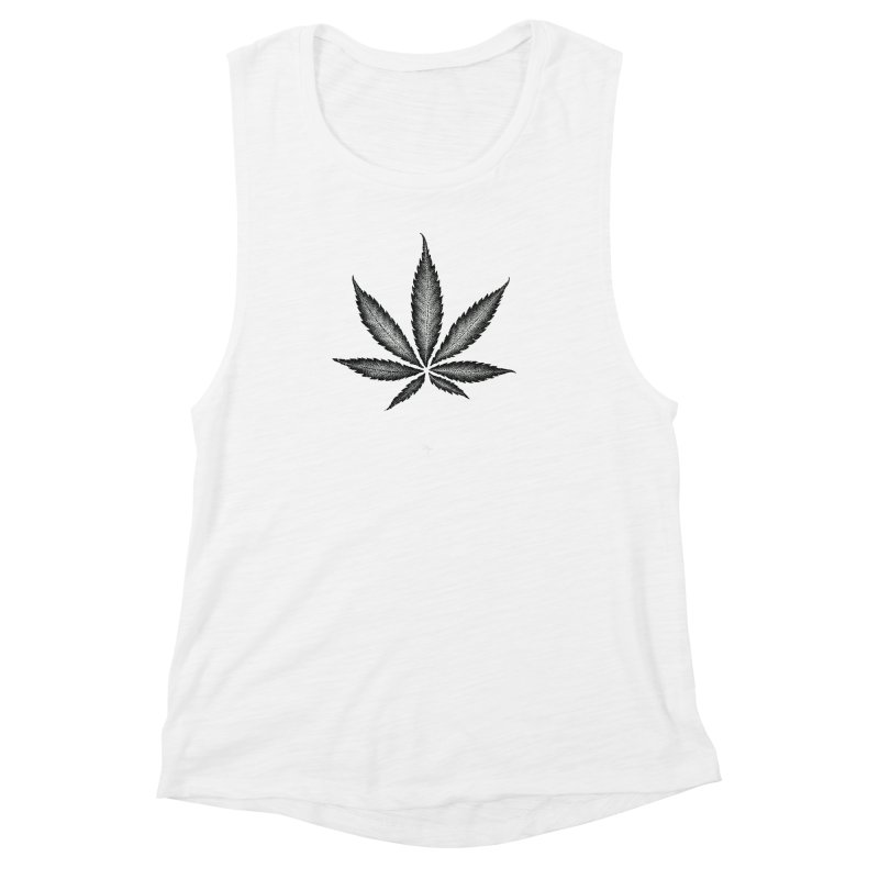 Greenlight Star by Igor Pose Women's Muscle Tank by IgorPose's Artist Shop