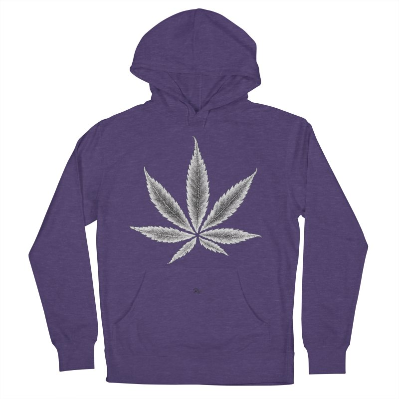 Greenlight Light Star by Igor Pose Men's French Terry Pullover Hoody by IgorPose's Artist Shop