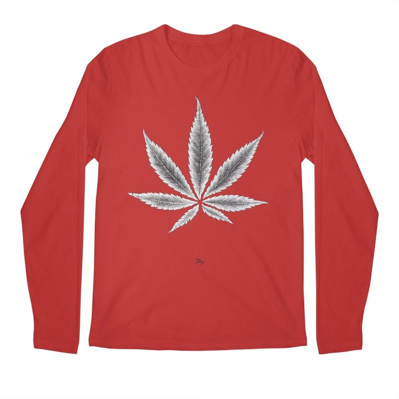 Greenlight Light Star by Igor Pose Men's Regular Longsleeve T-Shirt by IgorPose's Artist Shop