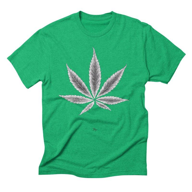 Greenlight Light Star by Igor Pose Men's Triblend T-Shirt by IgorPose's Artist Shop
