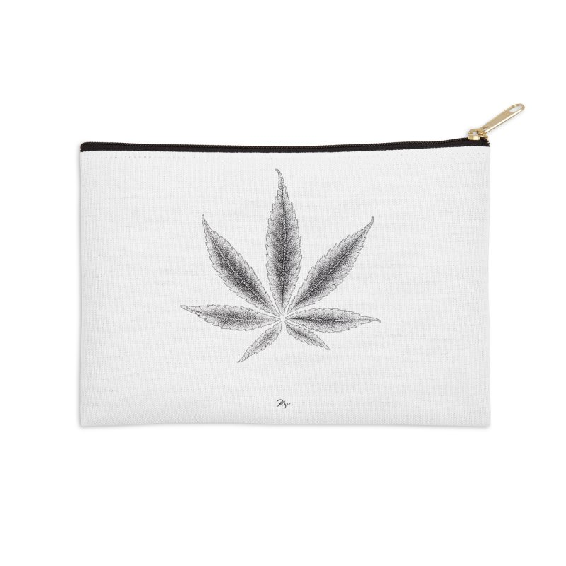 Greenlight Light Star by Igor Pose Accessories Zip Pouch by IgorPose's Artist Shop