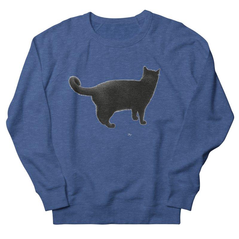 Black Cat by Igor Pose Women's Sweatshirt by IgorPose's Artist Shop
