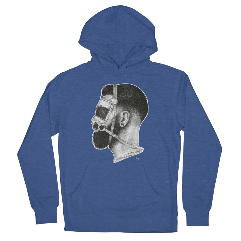Contemporary Man by Igor Pose Women's French Terry Pullover Hoody by IgorPose's Artist Shop