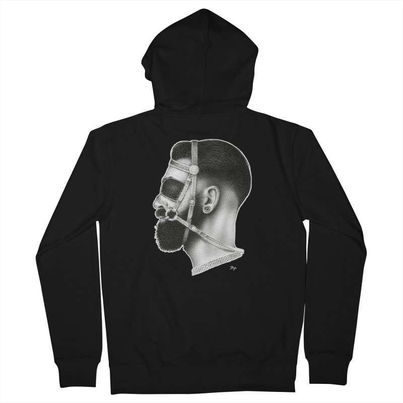Contemporary Man by Igor Pose Men's French Terry Zip-Up Hoody by IgorPose's Artist Shop