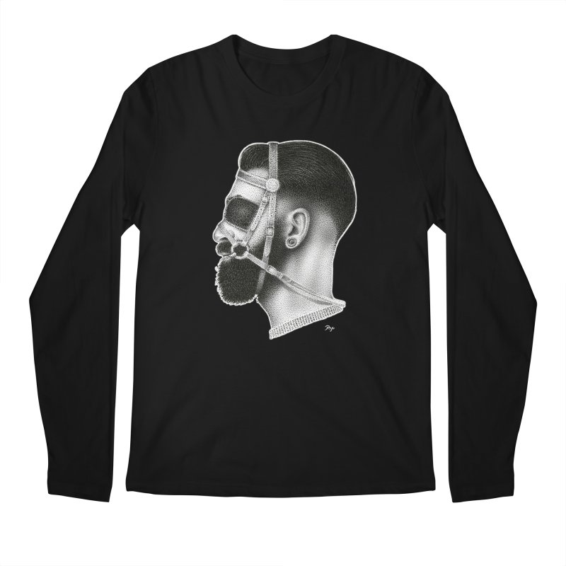 Contemporary Man by Igor Pose Men's Regular Longsleeve T-Shirt by IgorPose's Artist Shop