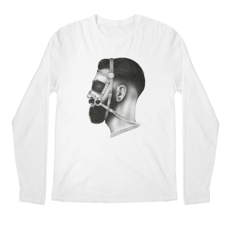Contemporary Man by Igor Pose Men's Regular Longsleeve T-Shirt by IgorPose's Artist Shop