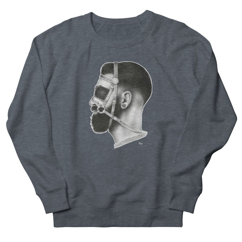 Contemporary Man by Igor Pose Women's French Terry Sweatshirt by IgorPose's Artist Shop