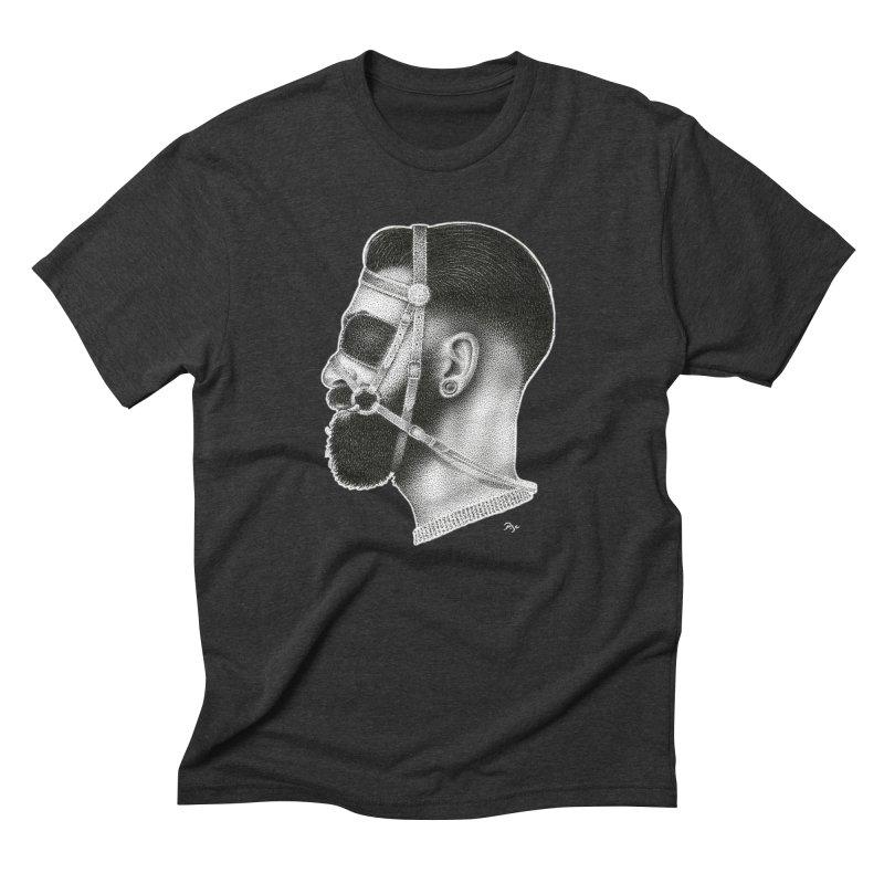 Contemporary Man by Igor Pose Men's Triblend T-Shirt by IgorPose's Artist Shop