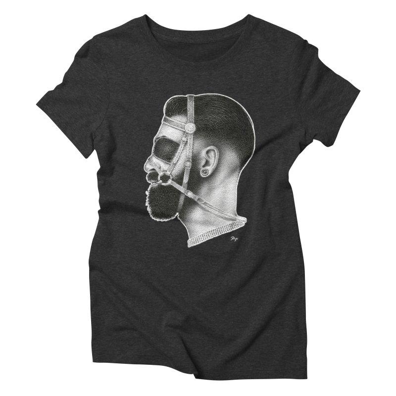 Contemporary Man by Igor Pose Women's Triblend T-Shirt by IgorPose's Artist Shop