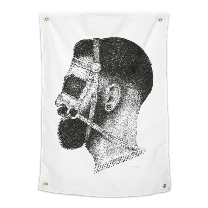 Contemporary Man by Igor Pose Home Tapestry by IgorPose's Artist Shop