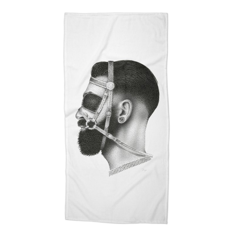 Contemporary Man by Igor Pose Accessories Beach Towel by IgorPose's Artist Shop