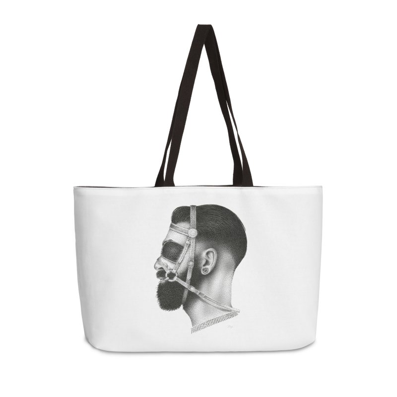 Contemporary Man by Igor Pose Accessories Weekender Bag Bag by IgorPose's Artist Shop