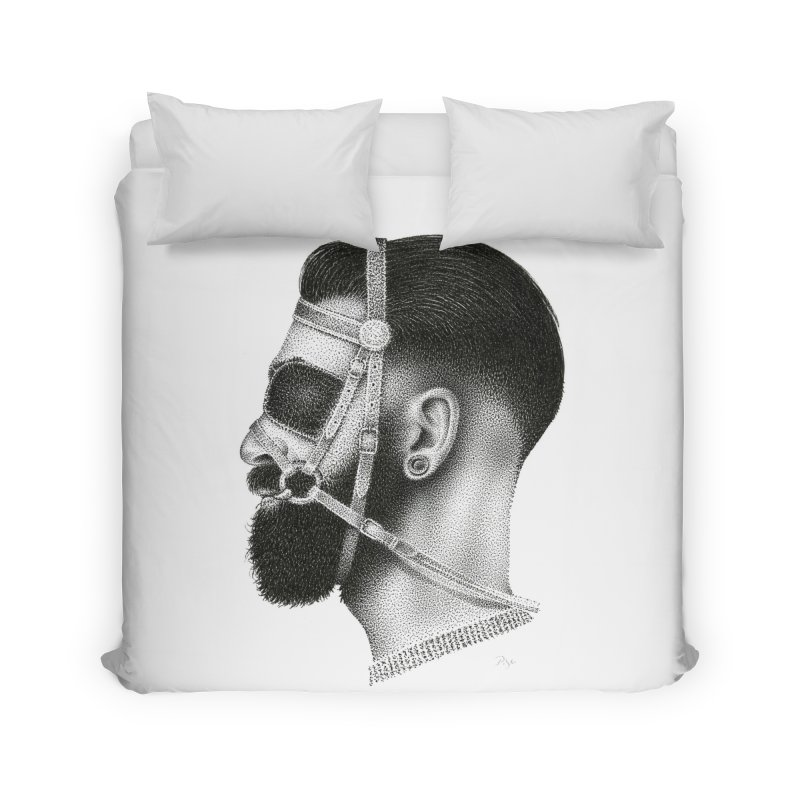 Contemporary Man by Igor Pose Home Duvet by IgorPose's Artist Shop