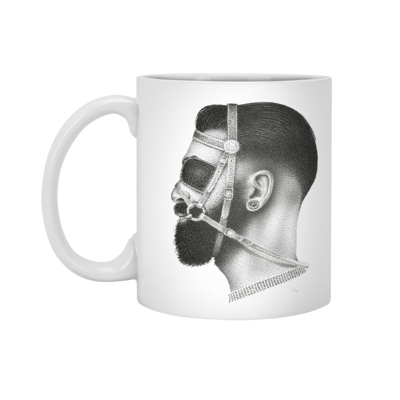 Contemporary Man by Igor Pose Accessories Mug by IgorPose's Artist Shop