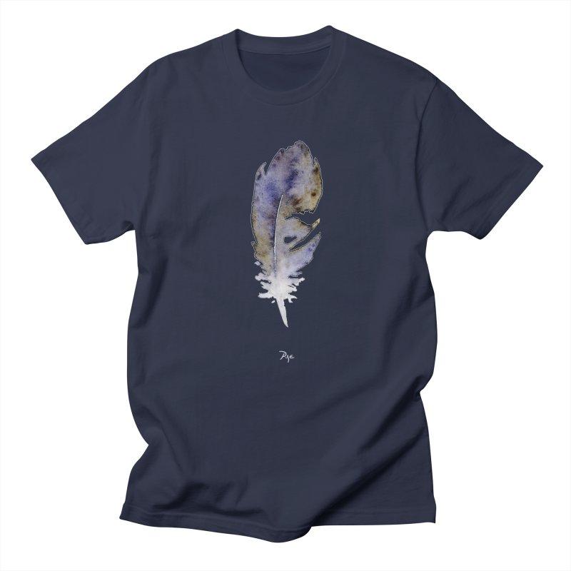 Little Feather by Igor Pose Men's T-Shirt by IgorPose's Artist Shop