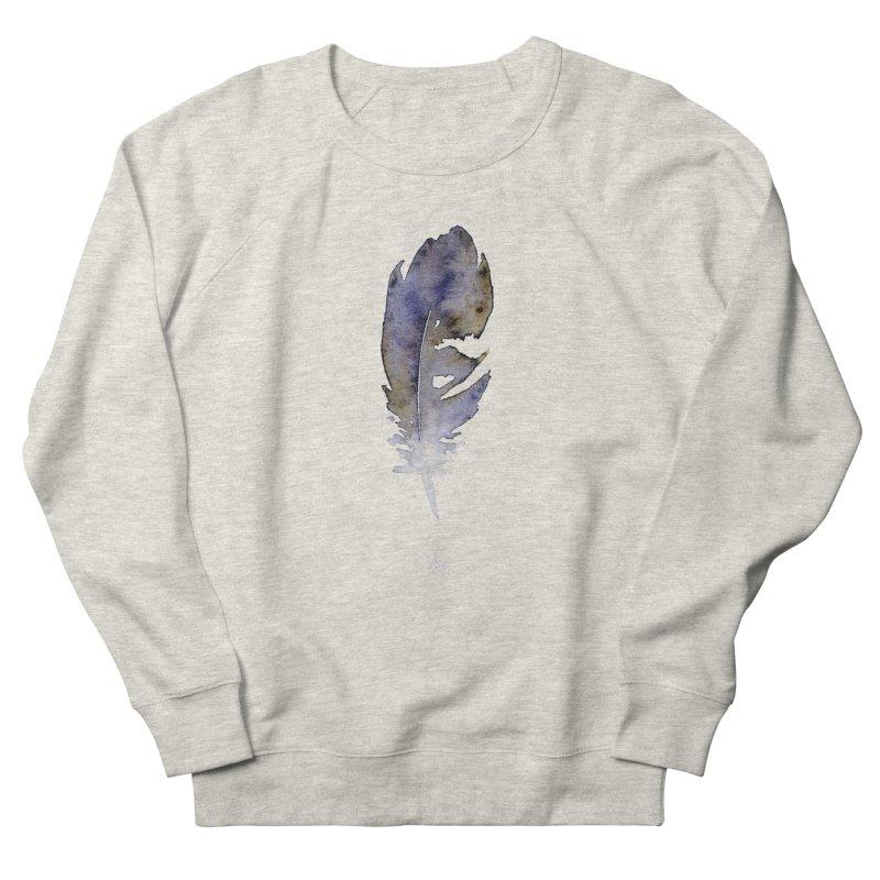 Little Feather by Igor Pose Men's Sweatshirt by IgorPose's Artist Shop