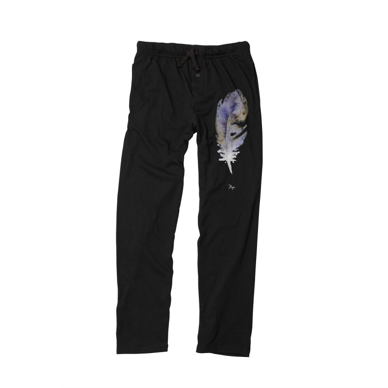 Little Feather by Igor Pose Women's Lounge Pants by IgorPose's Artist Shop