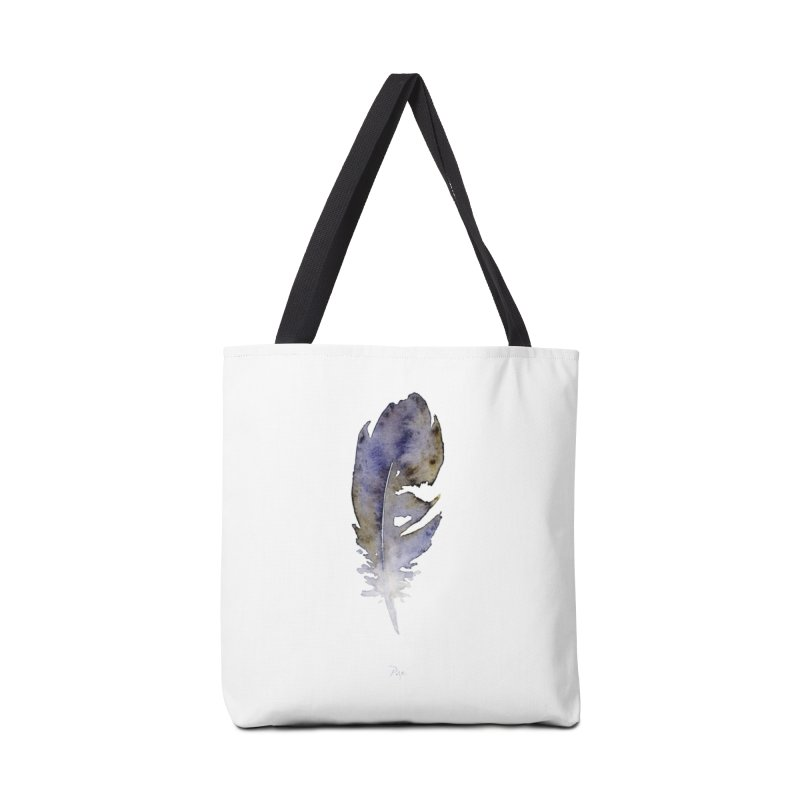 Little Feather by Igor Pose Accessories Tote Bag Bag by IgorPose's Artist Shop