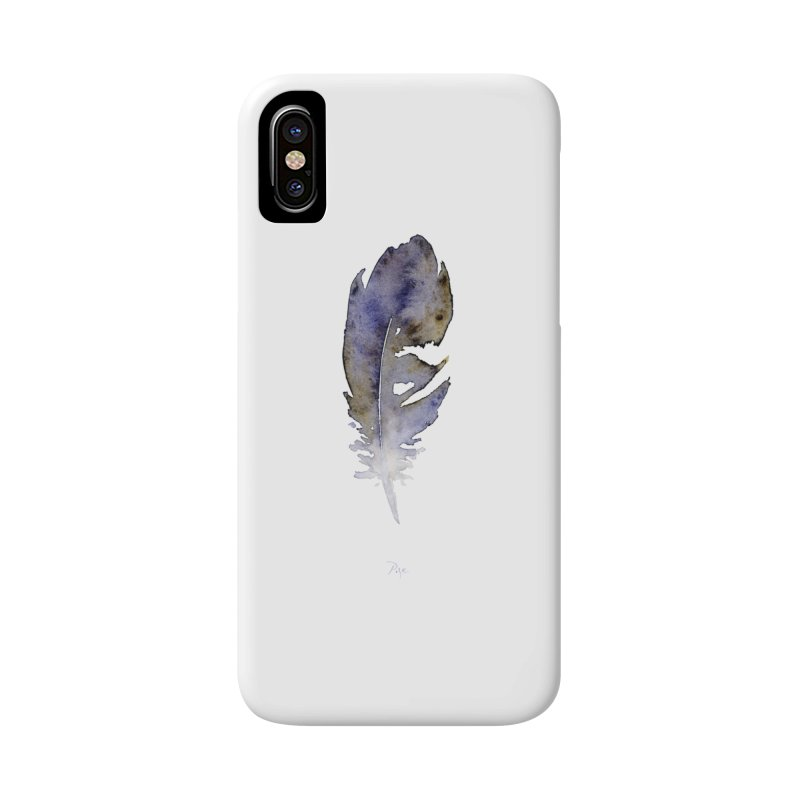 Little Feather by Igor Pose Accessories Phone Case by IgorPose's Artist Shop