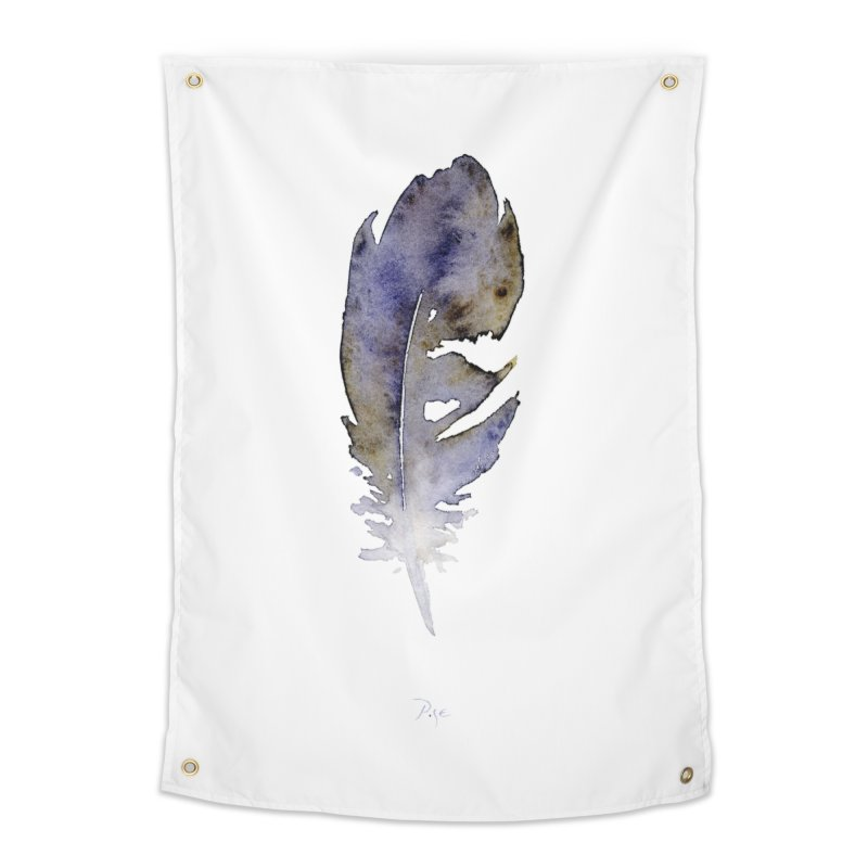 Little Feather by Igor Pose Home Tapestry by IgorPose's Artist Shop