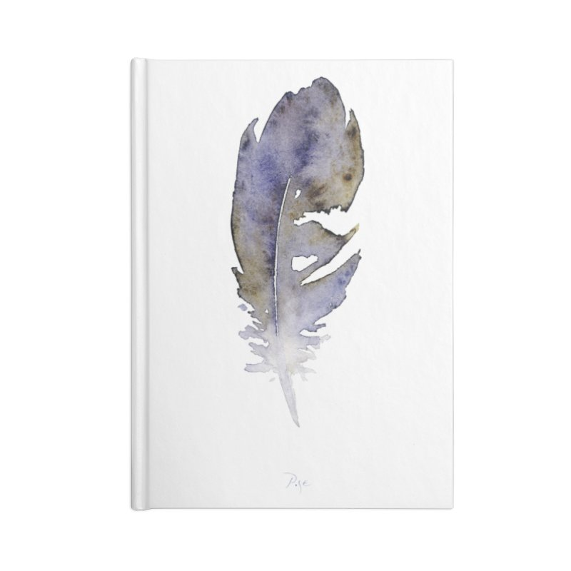 Little Feather by Igor Pose Accessories Notebook by IgorPose's Artist Shop