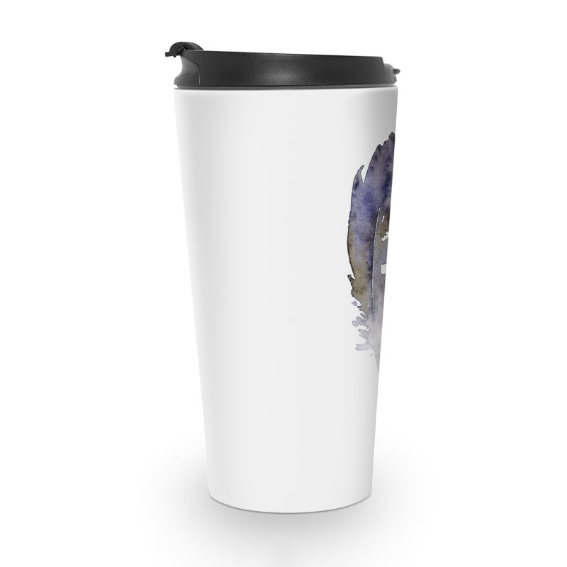 Little Feather by Igor Pose Accessories Travel Mug by IgorPose's Artist Shop