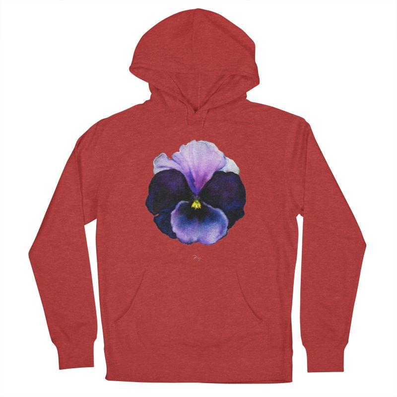 Pensée by Igor Pose Women's Pullover Hoody by IgorPose's Artist Shop