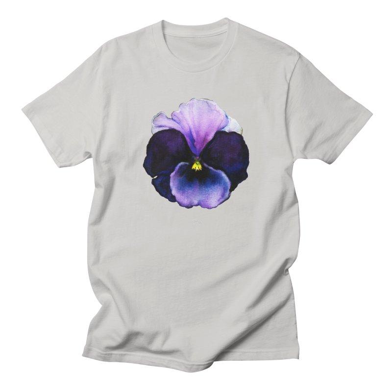 Pensée by Igor Pose Women's Unisex T-Shirt by IgorPose's Artist Shop