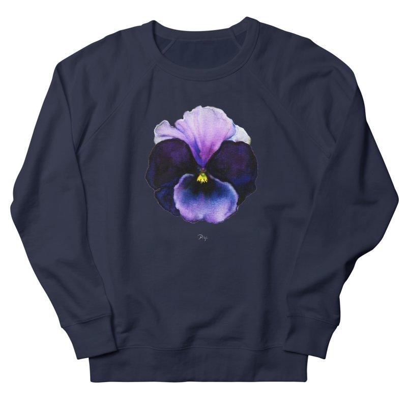 Pensée by Igor Pose Women's Sweatshirt by IgorPose's Artist Shop