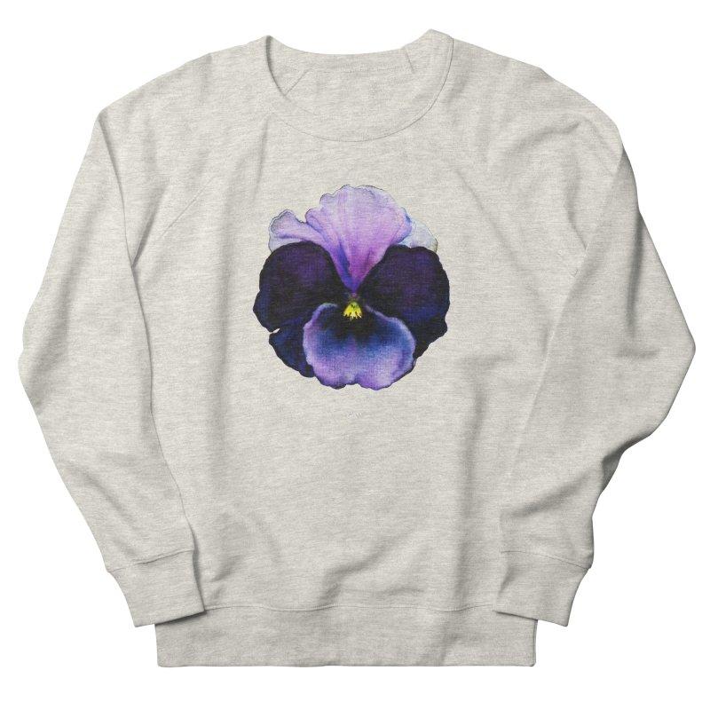 Pensée by Igor Pose Men's Sweatshirt by IgorPose's Artist Shop