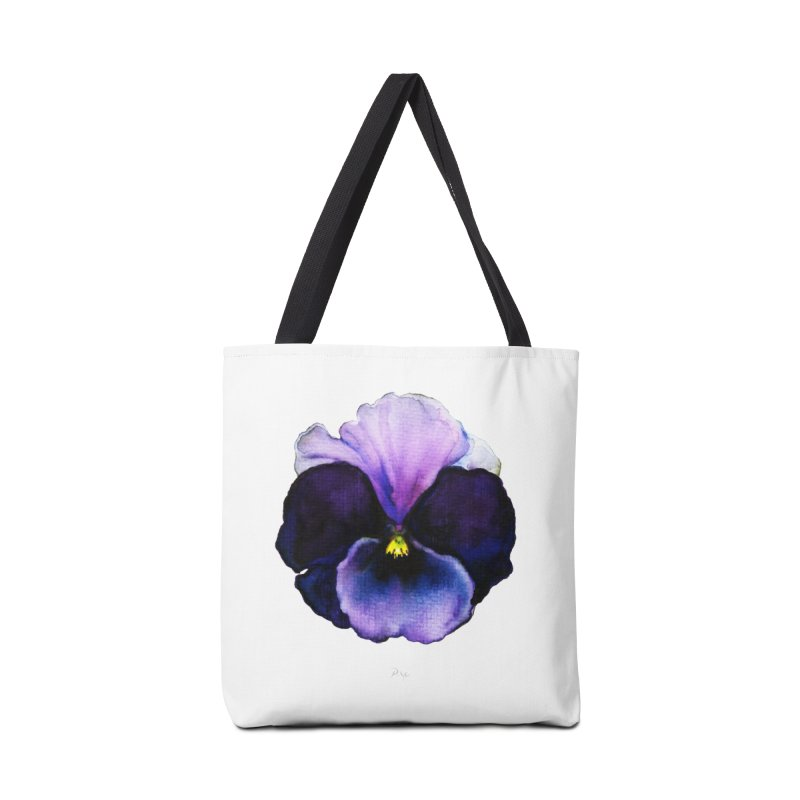 Pensée by Igor Pose Accessories Tote Bag Bag by IgorPose's Artist Shop