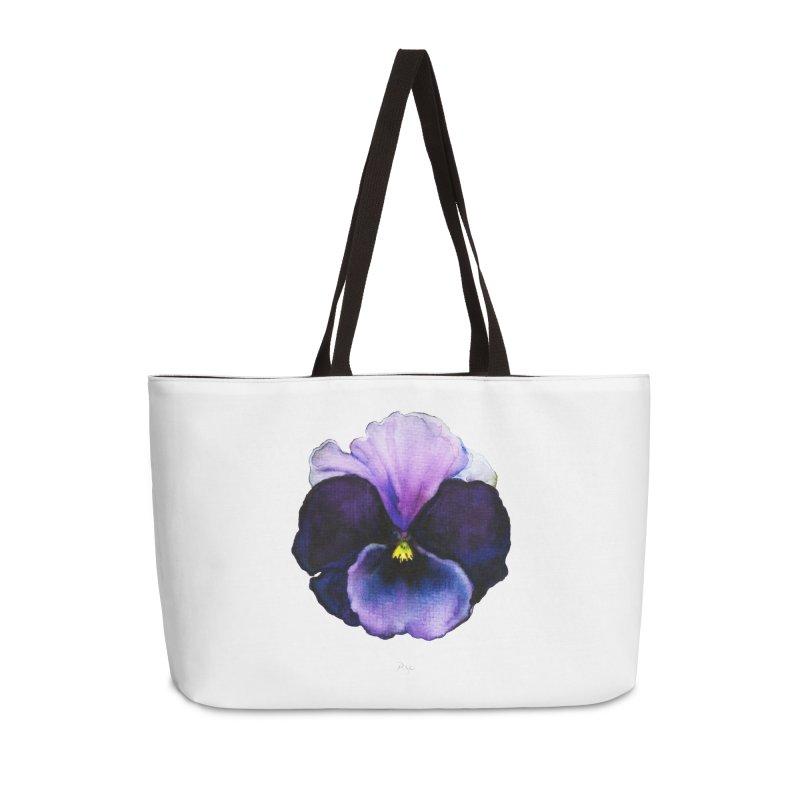 Pensée by Igor Pose Accessories Weekender Bag Bag by IgorPose's Artist Shop