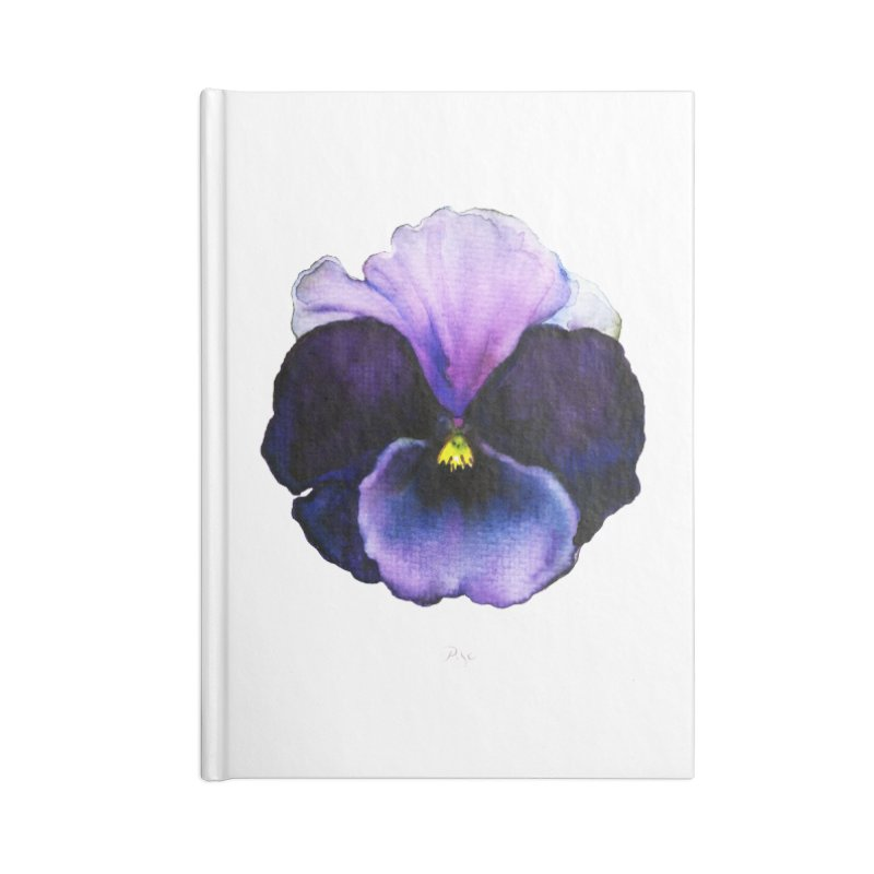 Pensée by Igor Pose Accessories Notebook by IgorPose's Artist Shop