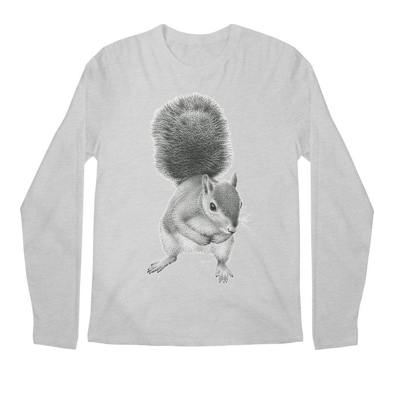 Request by Igor Pose Men's Longsleeve T-Shirt by IgorPose's Artist Shop