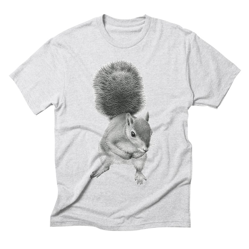 Request by Igor Pose Men's Triblend T-Shirt by IgorPose's Artist Shop