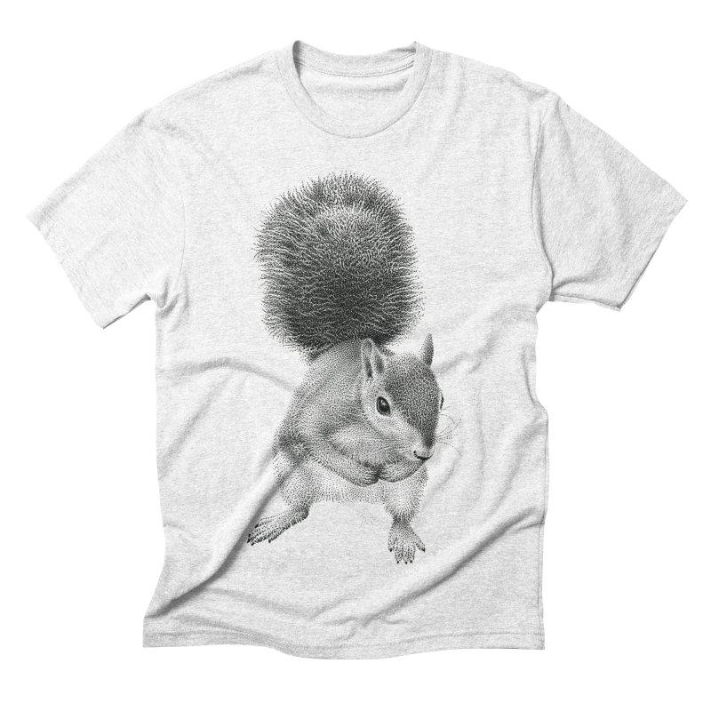 Request by Igor Pose Men's Triblend T-shirt by IgorPose's Artist Shop