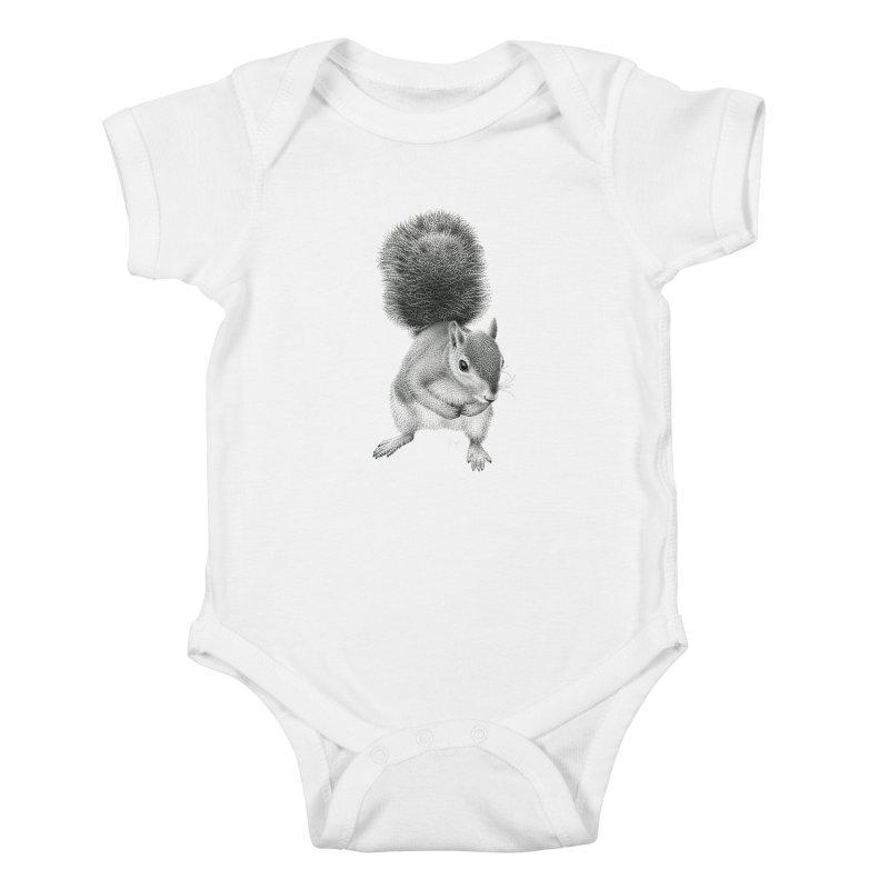 Request by Igor Pose Kids Baby Bodysuit by IgorPose's Artist Shop