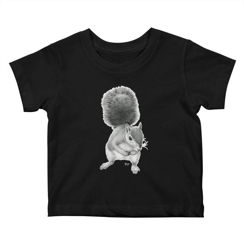 Request by Igor Pose Kids Baby T-Shirt by IgorPose's Artist Shop