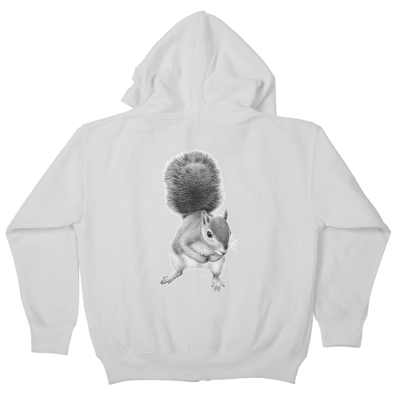 Request by Igor Pose Kids Zip-Up Hoody by IgorPose's Artist Shop