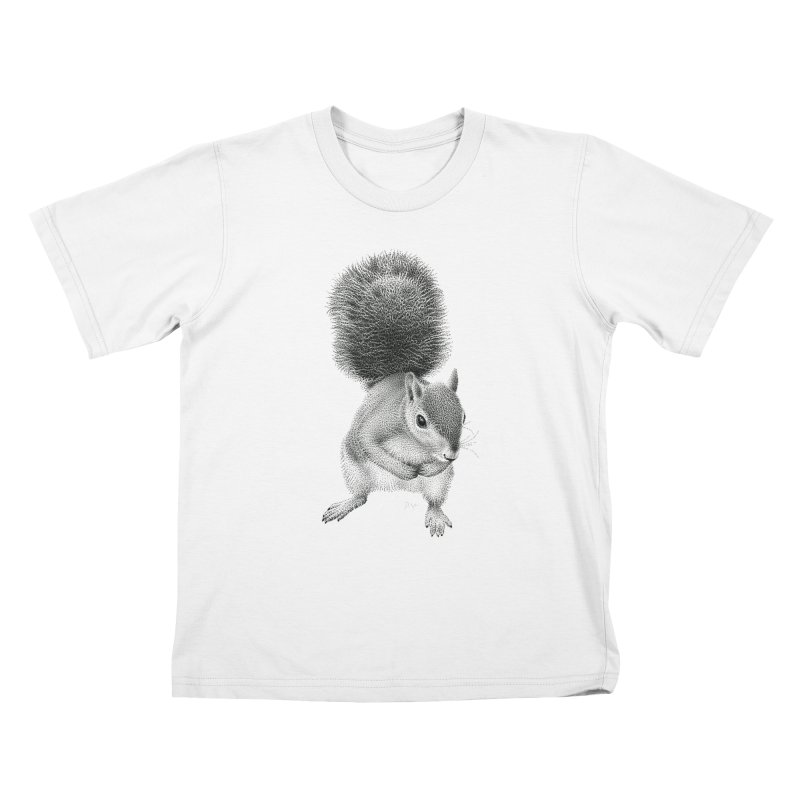 Request by Igor Pose Kids T-Shirt by IgorPose's Artist Shop