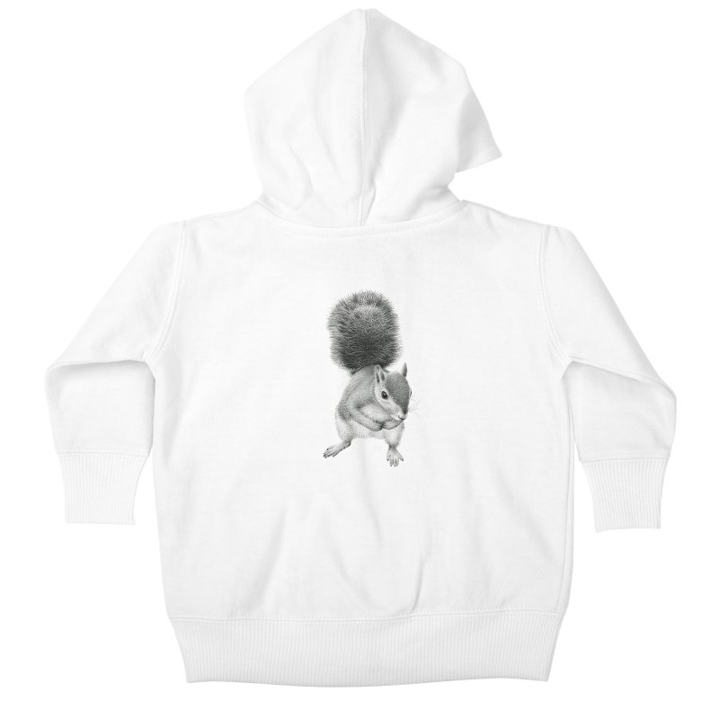 Request by Igor Pose Kids Baby Zip-Up Hoody by IgorPose's Artist Shop