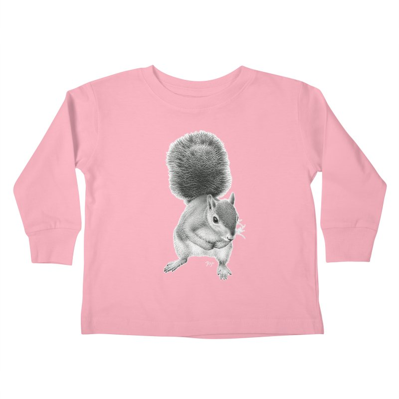 Request by Igor Pose Kids Toddler Longsleeve T-Shirt by IgorPose's Artist Shop
