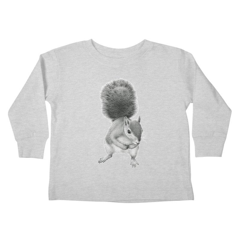 Request by Igor Pose Kids Toddler Longsleeve T-Shirt by IgorPose's Artist Shop