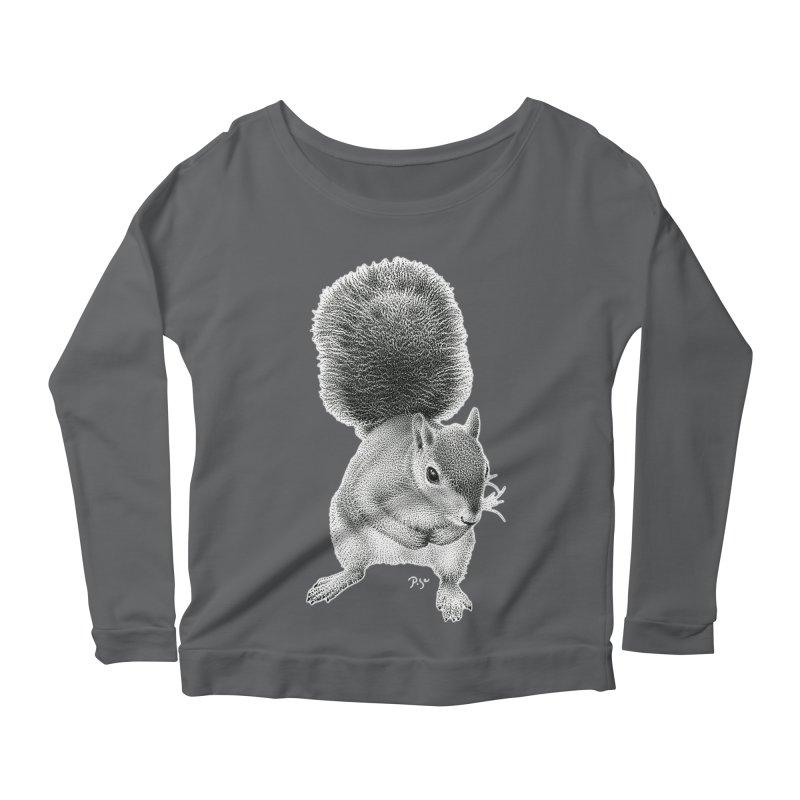 Request by Igor Pose Women's Longsleeve T-Shirt by IgorPose's Artist Shop