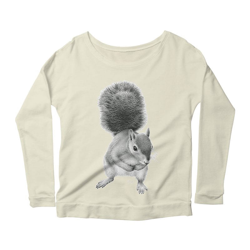 Request by Igor Pose Women's Longsleeve Scoopneck  by IgorPose's Artist Shop