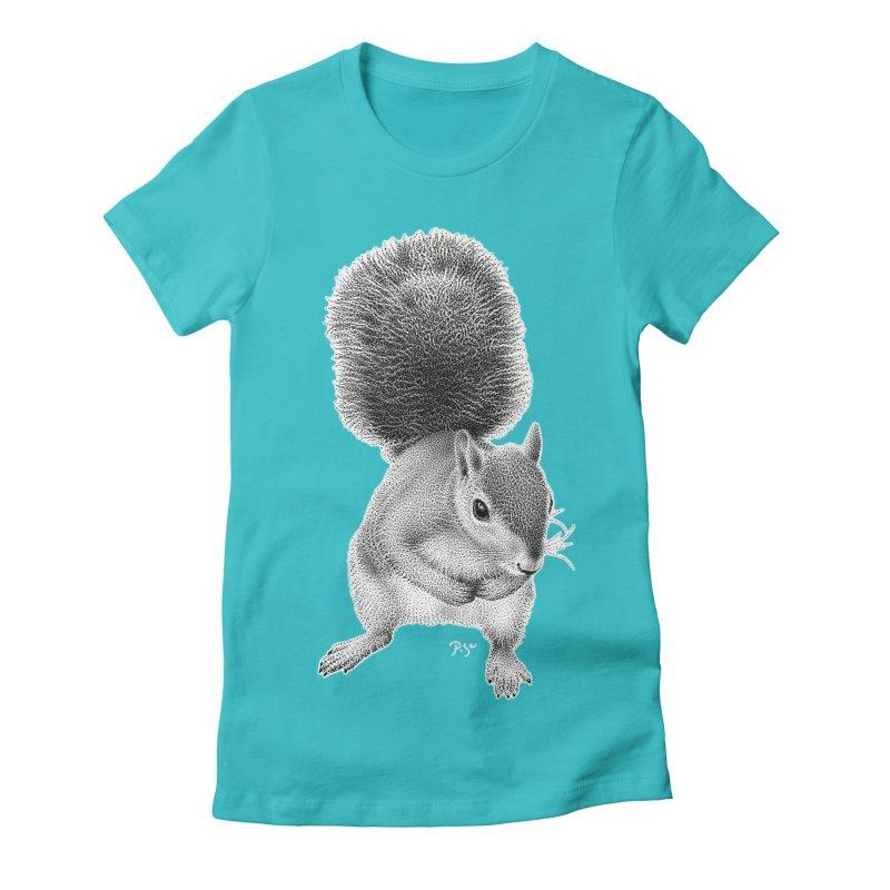 Request by Igor Pose Women's T-Shirt by IgorPose's Artist Shop
