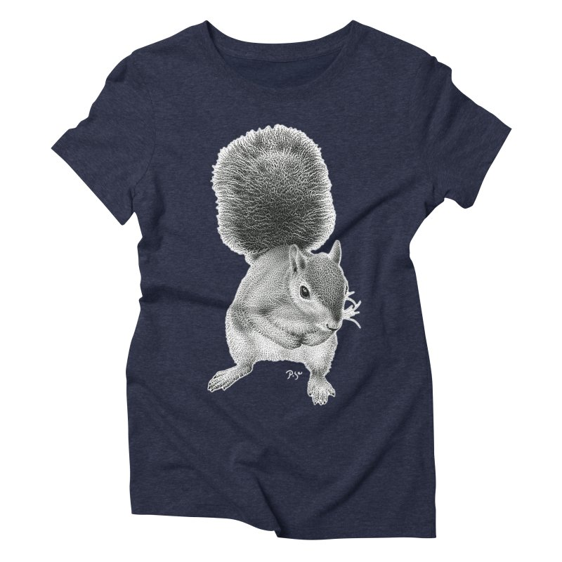 Request by Igor Pose Women's Triblend T-Shirt by IgorPose's Artist Shop