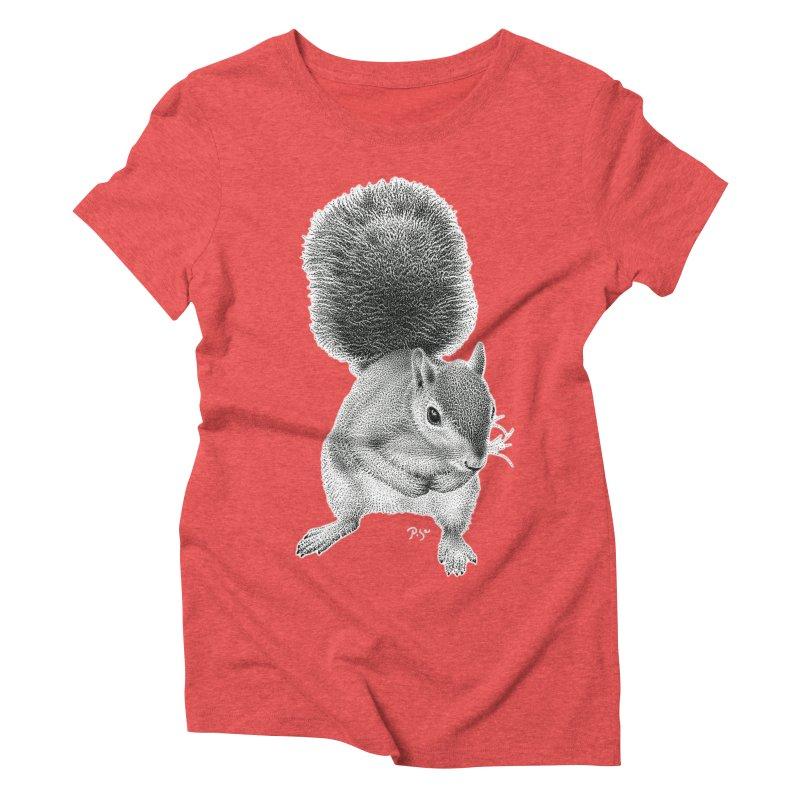 Request by Igor Pose Women's Triblend T-Shirt by IgorPose's Artist Shop