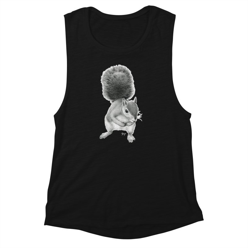 Request by Igor Pose Women's Muscle Tank by IgorPose's Artist Shop