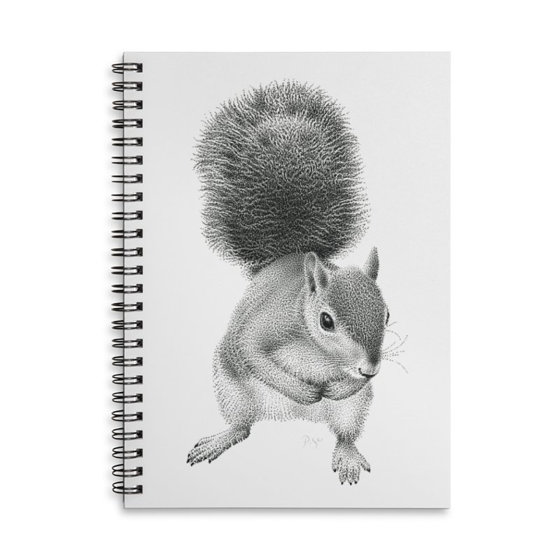 Request by Igor Pose Accessories Lined Spiral Notebook by IgorPose's Artist Shop